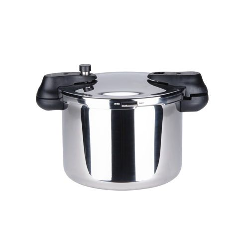 Equipment of the week! Matfer Bourgeat 013320 14 Qt Stainless Steel Pressure Cooker!