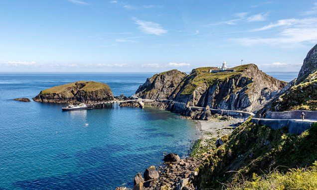 Untamed Lundy Island is a jewel in the crown ofThe Landmark Trust