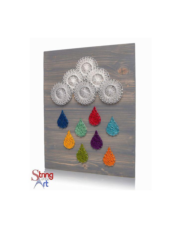 Cadena DIY Art Kit Kit de bricolaje Kit de por StringoftheArt
