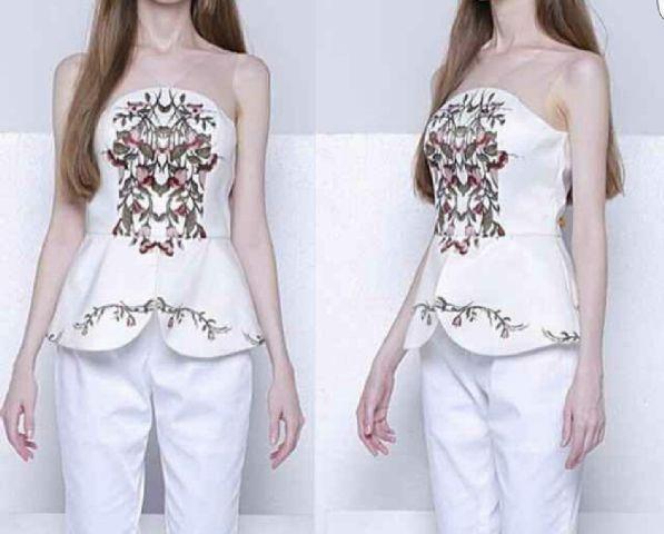JulpShop Fashion Pakaian Wanita 05  Ukuran : S & L