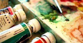 5 formas de pintar con acuarela que debes conocer