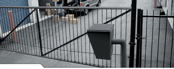 Gate opener slide operator