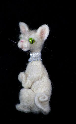 Охота за привидениями, приход белочки и прочие оптические эффекты | biser.info - всё о бисере и бисерном творчестве