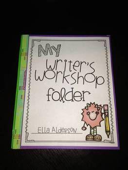 A Writer's Workshop Folder {PK-1}
