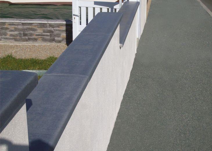 Les Chapeaux De Pilier Chaprex Amenagement Jardin Mur Exterieur Chapeau De Pilier