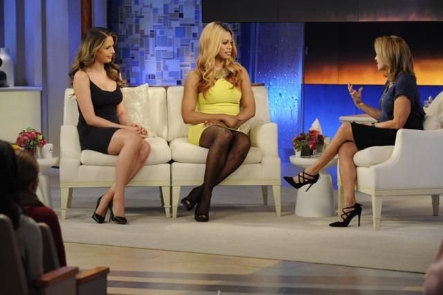 Flawless Trans Women Carmen Carrera and Laverne Cox Respond Flawlessly To Katie Couric's Invasive Questions