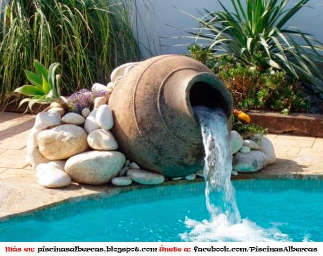 M s de 25 ideas incre bles sobre piscinas naturales en for Piscina que pierde agua