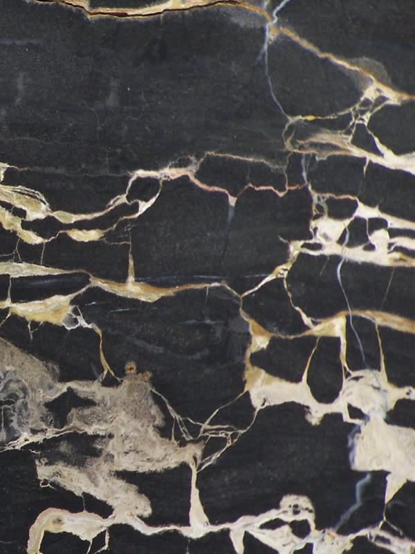 Black, Cream, and Tan Marbleized Wool rug