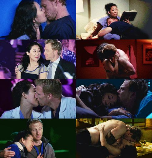 Cristina Yang & Owen Hunt - the most perfect not meant to be love story.
