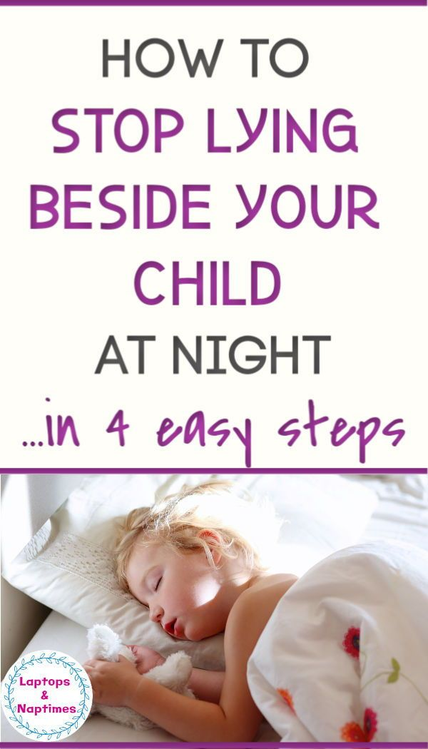 How To Get Baby To Sleep Alone At Night