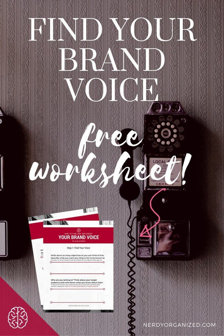 how to create brand voice
