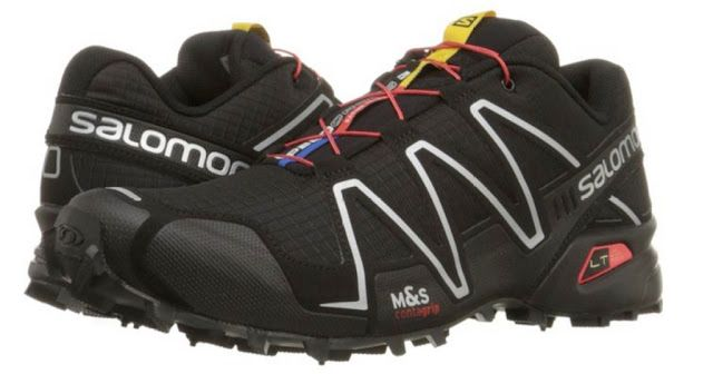 Various features of the best #Salomon #Speedcross 3 #Trail #RunningShoes for #Men
