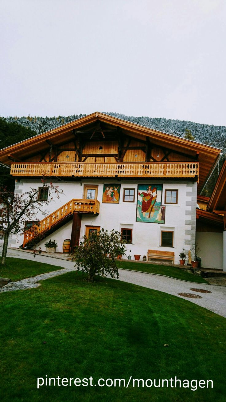 old, but renovated farmhouse in Reith/Seefeld, Tyrol-Austria