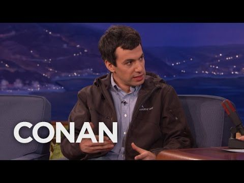 Nathan Fielder's New Clothing Line - CONAN on TBS - YouTube