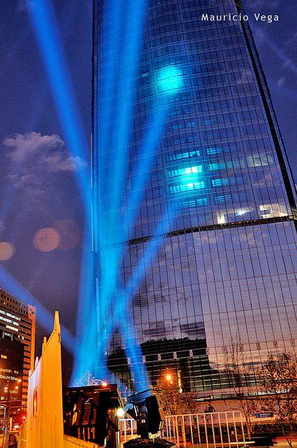 Costanera Center, Providencia Santiago de Chile | Flickr: Intercambio de fotos