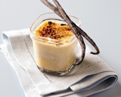 Crème brûlée (à la yaourtière)