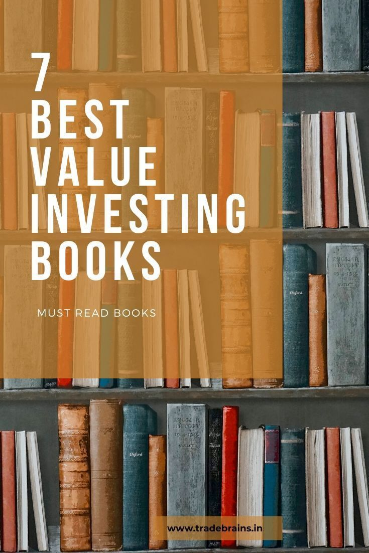 7 Best Value Investing Books That You Cannot Afford To Miss In