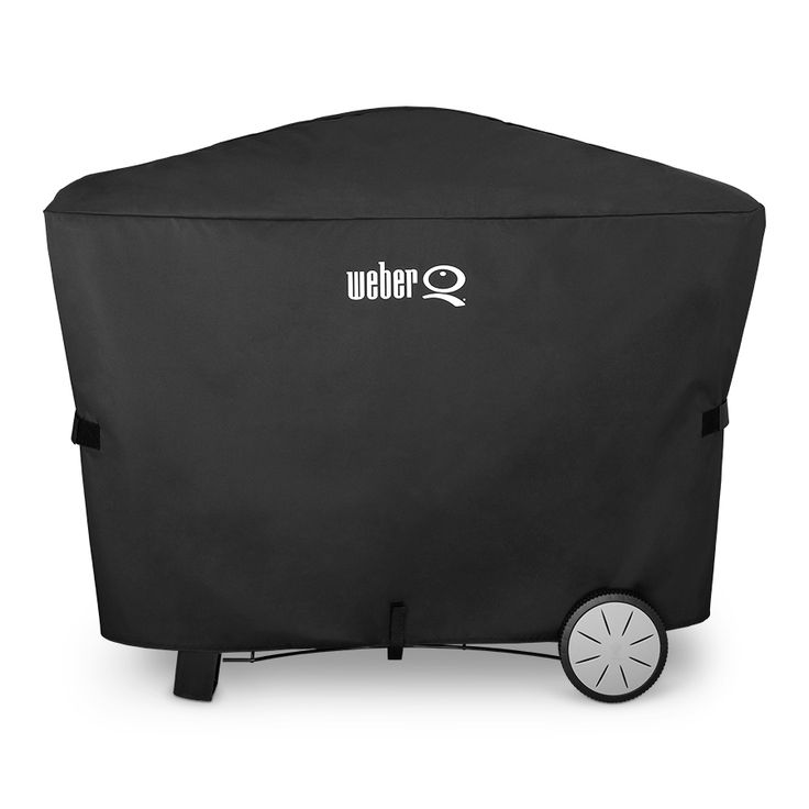 (Deck) Weber 22-in Polyester Gas Grill Cover