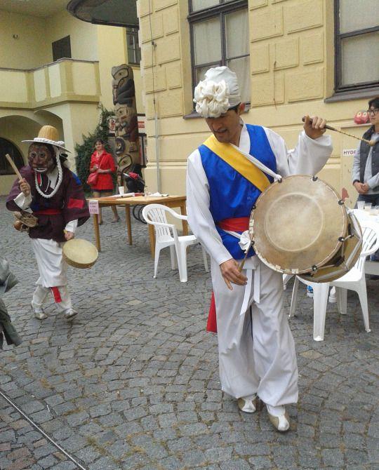 Korean Culture festival in Prague, CZech Republic