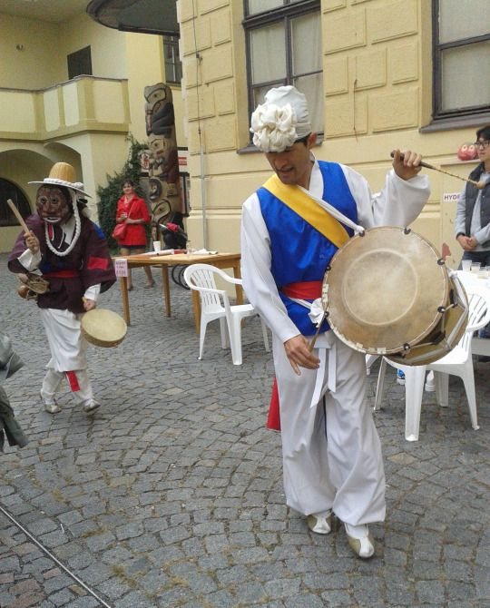 Korean Culture festival in Prague, CZech Republic