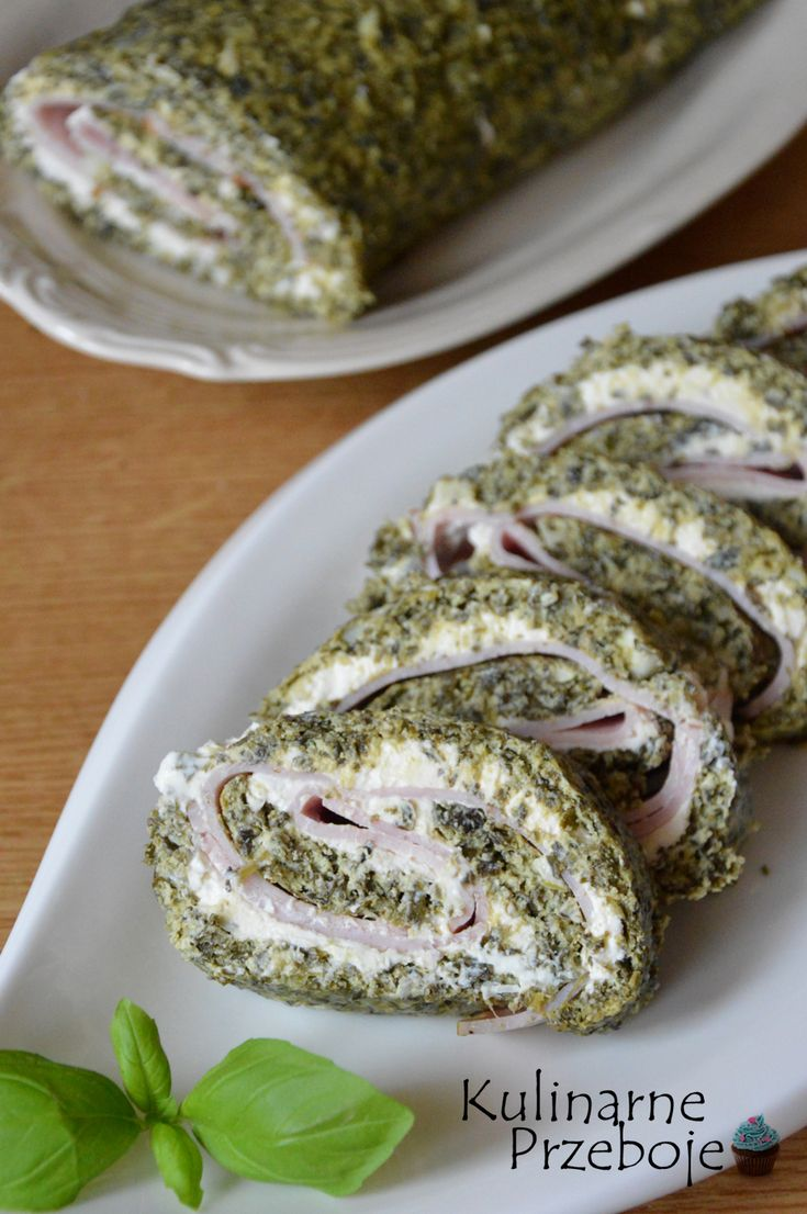 Rolada szpinakowa z szynką to pyszna alternatywa dla rolady szpinakowej z łososiem :) Tak więc jeśli nie lubicie zbytnio wędzonego łososia, a macie ochotę na taką właśnie szpinakową roladę, to polecam wersję z szynką, na którą przepis znajdziecie poniżej :) Rolada szpinakowa z szynką – Składniki: 450g szpinaku mrożonego 4 ząbki czosnku 4 czubate łyżki …