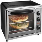 ♯} Hamilton Beach Toaster #Oven Countertop #Convection Rotisserie Racks Silver Large http://ebay.to/2aanuhz
