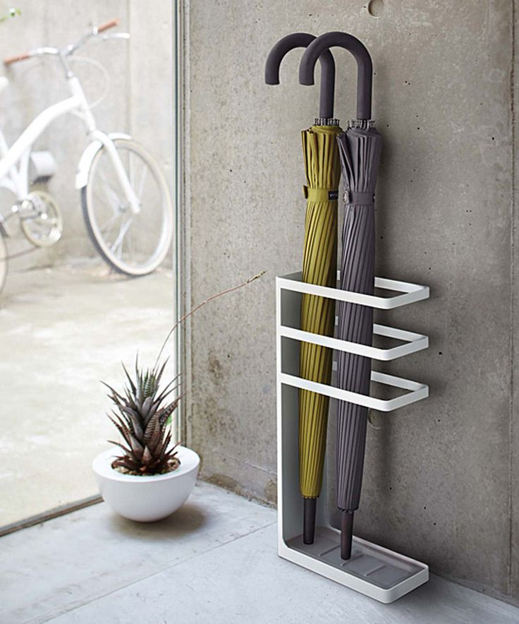 Love this White Umbrella Stand by Yamazaki on #zulily! #zulilyfinds