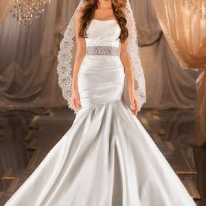 98 best Moda. wedding dresses images on Pinterest | Bridal gowns ...