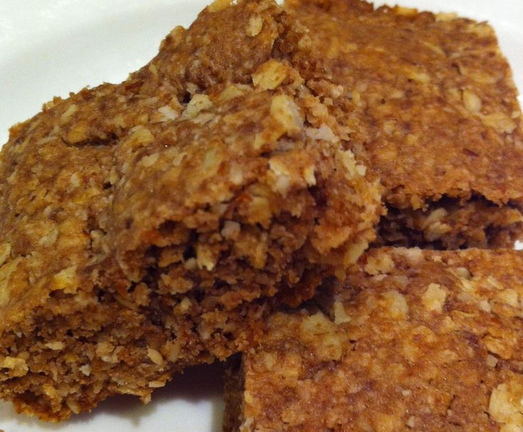 Recipe Apple Oat Slice - Wheat free; Egg free; Vegan by sharoncb - Recipe of category Baking - sweet