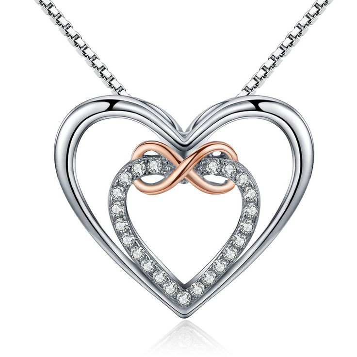 Authentic 925 Sterling Silver Elegant Pendant Necklaces //Price: $29 & FREE Shipping //     #necklace