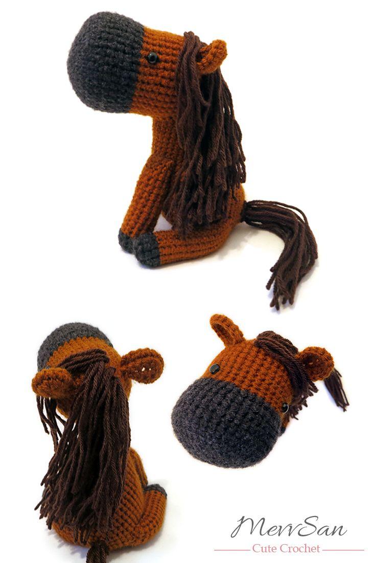 Mejores 6380 imágenes de Crochet Amigurumi en Pinterest | Artesanías ...