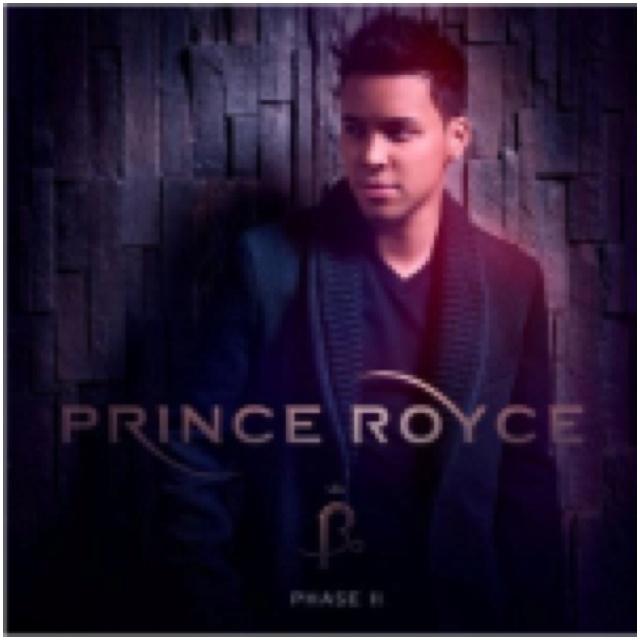 Prince Royce i love his music