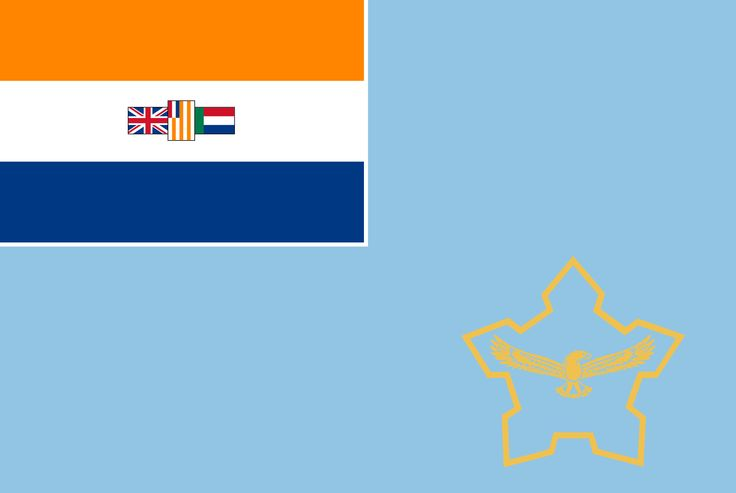 Ensign of the South African Air Force (1981-1982)