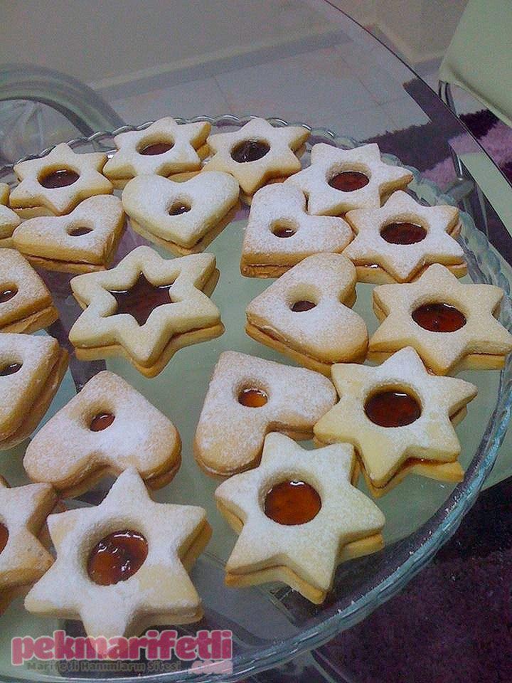 Marmelatlı kurabiye nasıl yapılır?   Mutfak   Pek Marifetli!