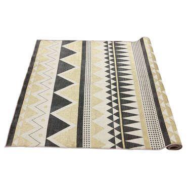 Achetez Tapis ethnik gold 60 x 100 cm moins cher dans les magasins. Retrouvez les promos Tapis ethnik gold 60 x 100 cm dans les magasins Conforama 5414877515805 .