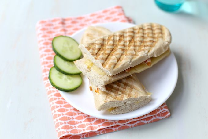 Panini hot chicken | Lekker en simpel | Bloglovin'