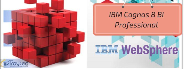 Exam Name : IBM Cognos 8 BI Professional Exam Code : C2020-180 Category: IBM WebSphere  http://www.troytec.com/C2020-180-exams.html