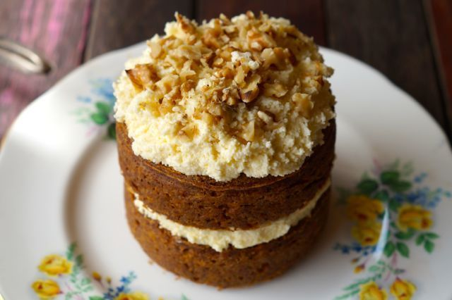 Sugar Free, Grain Free, Gluten Free Carrot Cake is all kinds of amazing! Make it, bake it, eat it! Get over 200 seriously healthy real food recipes now!