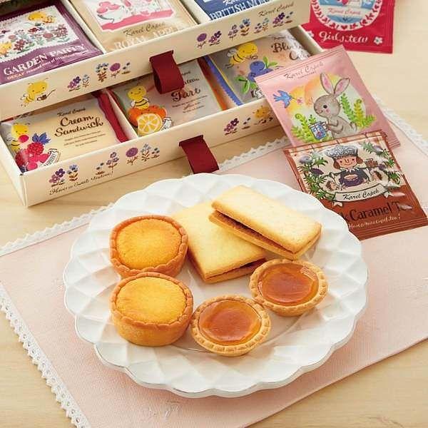 プレゼント 喜ばれる お菓子