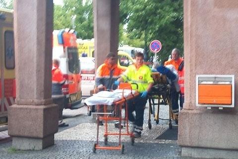 Heavy flooding reaches Prague - News - The Prague Post