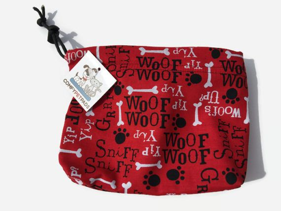 Gifts Under 10, Dog Treat Bag, Dog Leash Bag, Dog Poop Bag, Small Project Bag, Dog Treat Pouch, Bulldog Bag, Kids Toy Bag, Pet Pouch #DogTreatPouch #DrawstringPetBag #DogTreatBag #DogWalkBag #PetPouch #PetAccessories #SmallProjectBag #DogPoopBag #DogLeashBag #GiftsUnder10