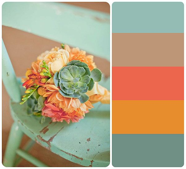 Colour palette created using Colour Lovers