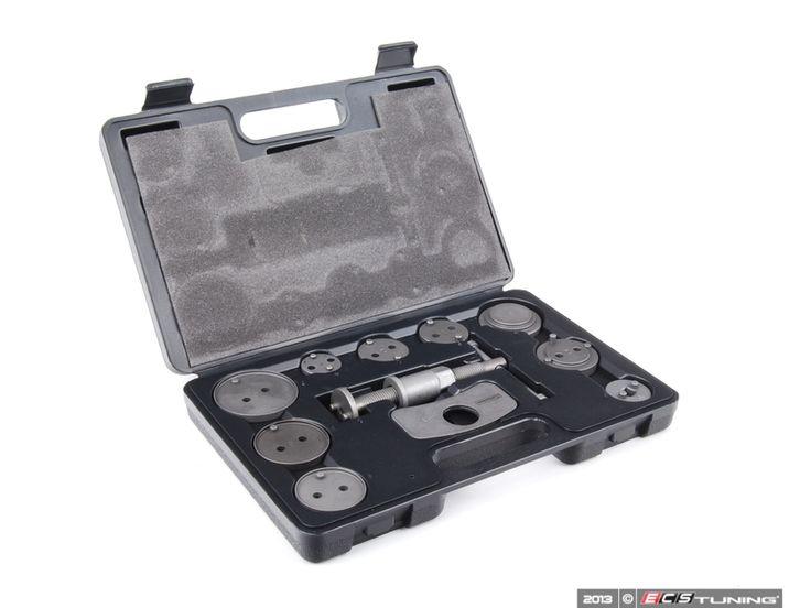 Schwaben - PBK-11PCS - zacisk hamulca tłokowe Tool Kit - 11 Szt