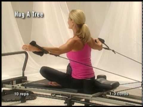 AeroPilates Integrated Workout Level 1 - YouTube
