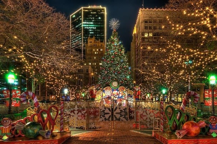 (photo source) & The Ultimate and Best Christmas Light Displays in DFW for 2016 ...