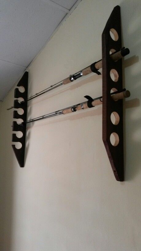 Fishing Rods Rack                                                       …                                                                                                                                                                                 More
