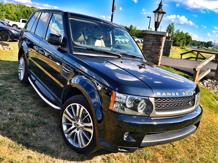 2011 Range Rover Sport with only 27k miles! FOR SALE