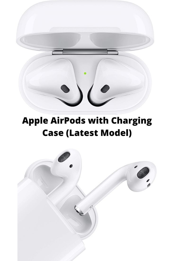 Apple Airpods With Charging Case Latest Model Apple Case Charging