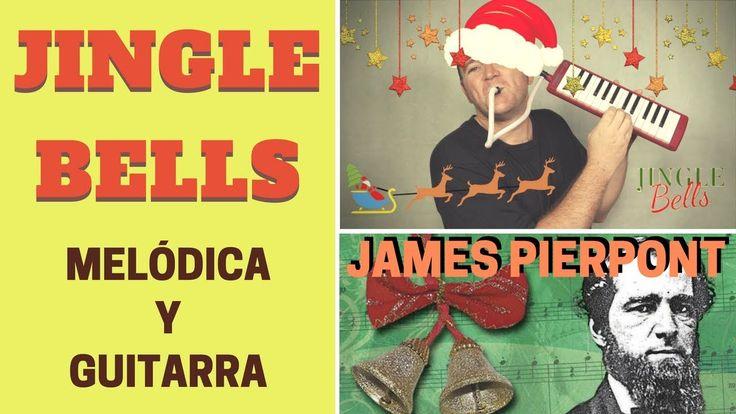 """Cómo tocar """"Jingle Bells"""" con melódica, guitarra y pequeña percusión"""