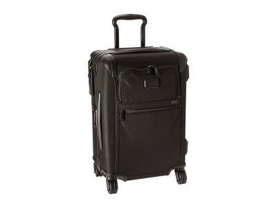 Tumi - Alpha 2 - International Framed Carry-On (Black) Carry on Luggage